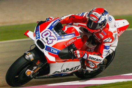 Ducati Desmosedici 16 GP