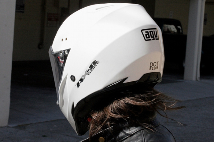 HELM AGV DOT