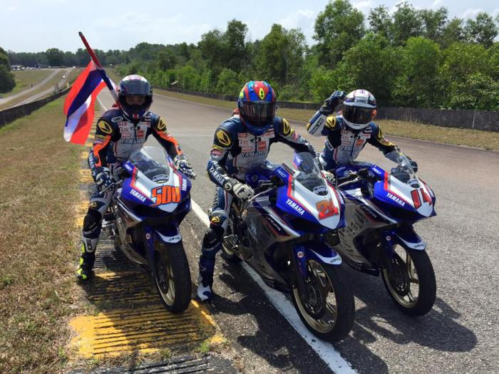 yamaha thailand racing team arrc ap 250